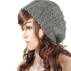 f469d24786481 JOVANA New Arrival Top Fashion Winter Warm Women Lady Yong Girls Baggy Beret  Chunky Knit Knitted Braided Beanie Hat Ski Cap Crochet Knitted Hat Knitted  ...