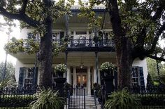 Actor Nicolas Cage is selling this home at 2523 Prytania St. in New Orleans.