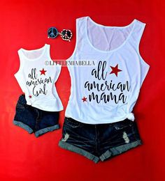 278b437fae 4th of july mommy and me outfits fourth of july shirt women   4thofjulycrafts Vinyl Shirts