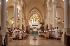 portsmouth cathedral interior - Google Search