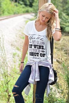 Love Song Graphic Tee