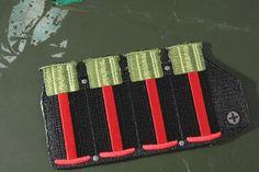 MAXPEDITION SOLDAT FILLE 3D PVC CAOUTCHOUC INSIGNE MILITAIRE MORAL PATCH
