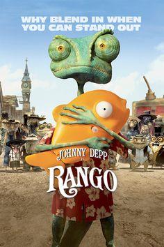 Watch Rango Full Movie Streaming HD