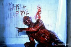 Hellbound: Hellraiser II publicity still of Oliver Smith