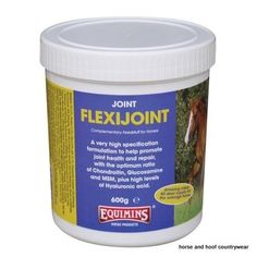 Equimins Flexijoint A powerful supplement to support healthy cartilage strong joint structure and the quality of synovial fluid.