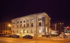 #KCAD campus 2013 Woodbridge N. Ferris Building at #night