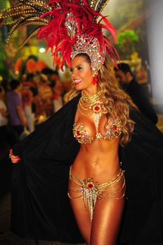 Carnival Brazil 2012 - Tons of Color