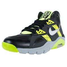 Nike Mens Lunar 180 Trainer Sc BlackWhiteAnthraciteVolt Training Shoe 8 Men US >>> For more information, visit image link. (This is an affiliate link) #MensExerciseFootwear