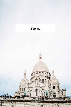 Paris. Romance. What a magical city. We biked in little streets, meet creatieve people in small coffee shops and enjoyed the amazing vibe. Paris I'm in love. Style. Art. This beautiful and inspiring place is next to the Basilique du Sacré-Cœur on the hill