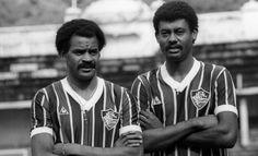 assis washington fluminense ex-atacante América 0 x 2 Fluminense (Foto: Manoel Soares/Agência Globo)