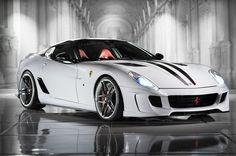 Visit The MACHINE Shop Café... ❤ Best of Ferrari @ MACHINE ❤ (Kool Ferrari 599 GTB Fiorano)
