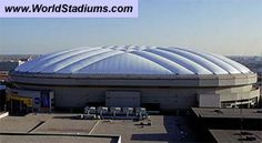 RCA Dome in Indianapolis