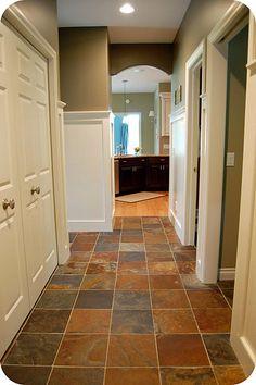 101 best slate flooring images on pinterest diy ideas for home