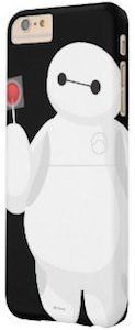 Big Hero 6 Baymax Lollipop iPhone Case. I would LOVE this for my phone!