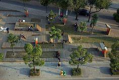 Landscape Architecture in the city