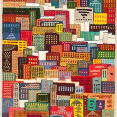 Tapestry diary for 2009, 12 w x 42 long  Tommye Scanlon www.weavolution.com