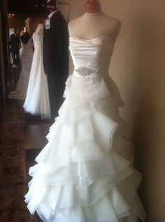@palomablancawed wedding gown Style 4265