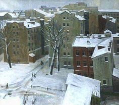 Saint Petersburg by Nadezhda Streltsova_Стрельцова Надежда (1973- ).