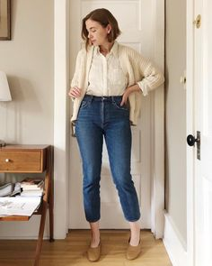The rest of the outfit - noticing a spring uniform happening over the past week or so. Outfit detail Source by melodicmelodies ideas curvy Indie Fashion, Curvy Fashion, Plus Size Fashion, Vintage Fashion, Curvy Outfits, Casual Outfits, Fashion Outfits, Fashion Ideas, Classic Wardrobe