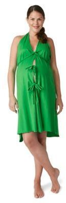 Pretty Pushers® Labor Gown in Clover Green