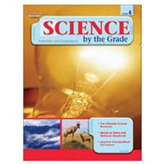 Houghton Mifflin Harcourt Science by The Grade 4 Book
