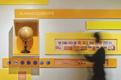 """From Weather to Climate"", the new permanent exhibition at the Lindenberg Weather Museum, takes visitors on a fascinating journey through the roughly one-hundred-year-old history of meteorology."