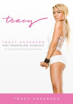 Tracy Anderson Mini Trampoline Cardio Workout- there are a ton of great moves on here.