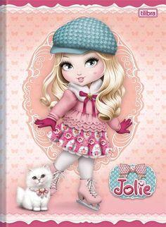 Pintura em tecido | bonecas |  jolie