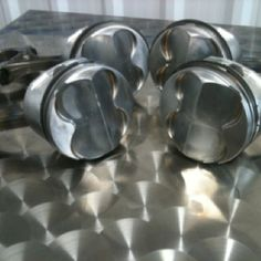 CP Racing pistons for a B18 build we are doing