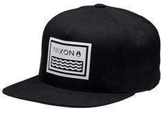 Waves 110 Snapback Cap by NIXON