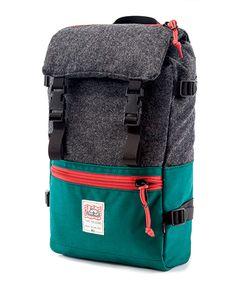 Ok perfect urban backpack.