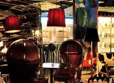 Le Lan Club in Beijing by Philippe Starck