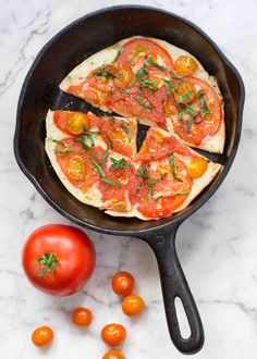 These pita pizzas take just minutes to assemble and cook! You don't even have to…