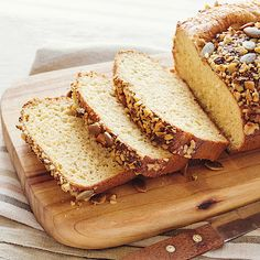 Low Carb Quarkbrot