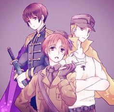 Hetalia (ヘタリア) - The Axis Powers I Love Anime, Awesome Anime, Me Me Me Anime, 2p Germany, Hetalia Characters, Hetalia Fanart, Hetalia Axis Powers, Usuk, Anime Shows