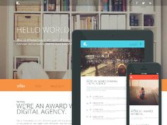 K. Template - GIF by Barthelemy Chalvet for AgenceMe