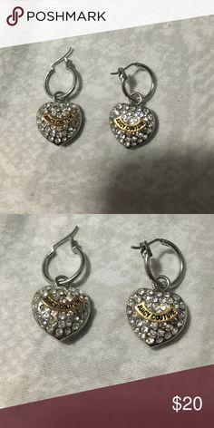 Juicy couture earrings Juicy earrings Juicy Couture Jewelry Earrings