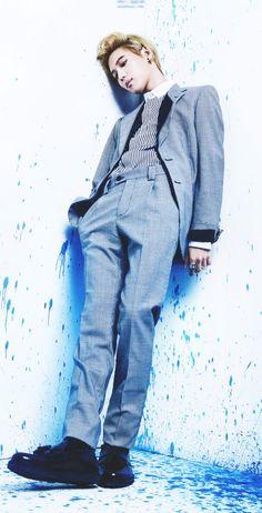 Lee Taemin (이태민) for Celebrity Magazine (September 2014)