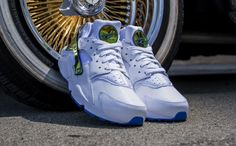 the latest 37629 4d4b8 Nice Kicks x Nike Air Huarache Lowrider (4) Foot Locker, Nike Air Huarache