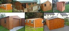 Abbeylawn.net are an Irish owned Company based in Wicklow. We supply Garden Sheds & wooden sheds and wooden garden products for Commercial; and Domestic usage. We also supply Fencing and Steel garden Sheds also.