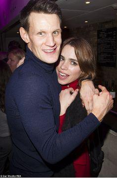 Matt Smith & Billie Piper