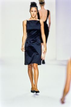 Calvin Klein Collection Fall 1995 Ready-to-Wear Collection Photos - Vogue