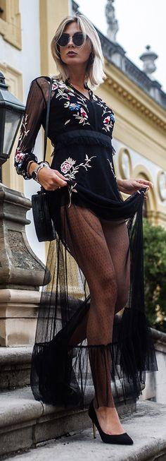 Label to Watch: Britische Marke French Connection im Modeportrait! Only Fashion, High Fashion, Fashion Beauty, Fashion Looks, Womens Fashion, Beauty Buy, Fashion Fashion, Pretty Dresses, Beautiful Dresses