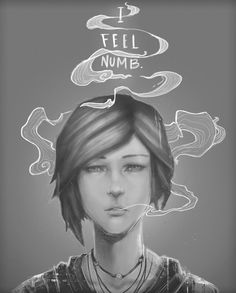 Chloe Price. Life is Strange Before the Storm
