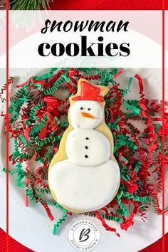 Decorating sugar cookies is fun for the whole family. Let me show you how simple it is to make these adorable snowmen cookies with royal icing at home. #abakershouse #snowman #snowmen #cookies #royalicing #cutoutcookies #sugarcookies #Christmas #cookieexchange #Christmascookies Best Christmas Cookie Recipe, Holiday Cookies, Cute Snowman, Snowmen, Royal Icing Cookies, Sugar Cookies, Snowman Cookies, Cut Out Cookies, Cookie Exchange