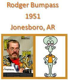 Rodger Bumpass - Squidward!