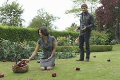 Regina and Graham