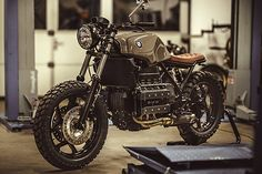 'Sir Ulrich' BMW K100 by NCT Motorcycles