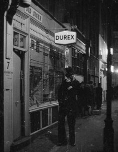 Soho. 1966.