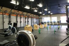 CrossFit Gym: This pic has FGB written all over it